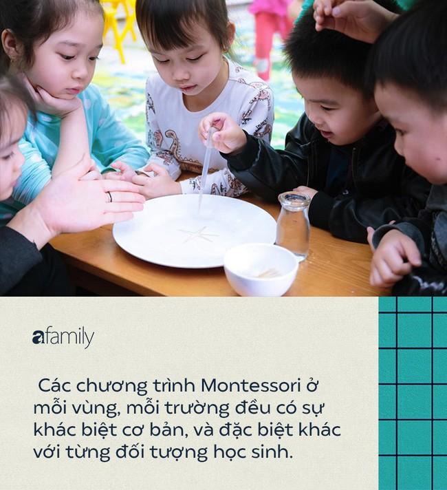 Tất tật ưu nhược điểm của phương pháp Montessori: Bố mẹ nắm rõ trước khi cho trẻ theo học - Ảnh 5.