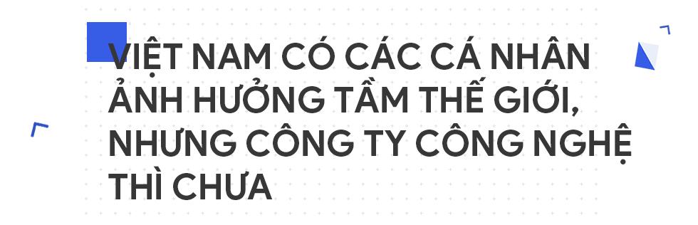 Người Việt mời được Bố già Silicon Valley đầu quân cho mình: Nếu giữ tốc độ hiện tại, 5 năm nữa công ty tôi sẽ vượt mức tỷ đô - Ảnh 3.