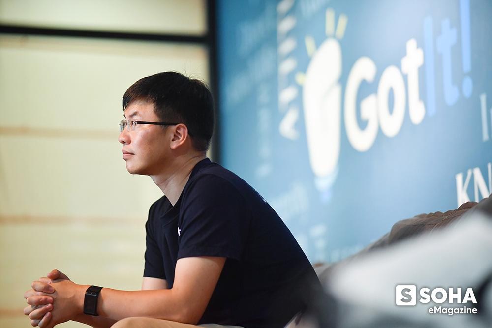 Người Việt mời được Bố già Silicon Valley đầu quân cho mình: Nếu giữ tốc độ hiện tại, 5 năm nữa công ty tôi sẽ vượt mức tỷ đô - Ảnh 27.