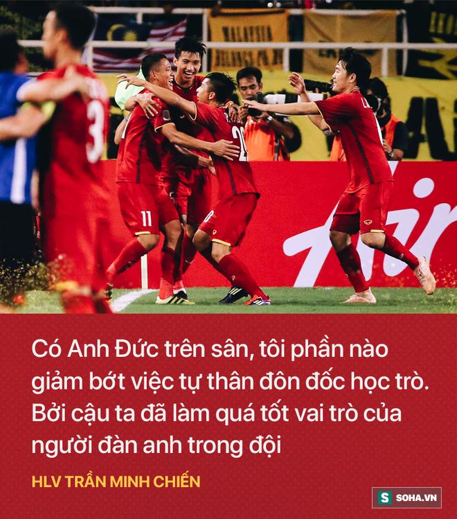 Tạm biệt anh, chàng ngự lâm quân sát cánh cùng thầy Park đưa Việt Nam đến vinh quang! - Ảnh 6.