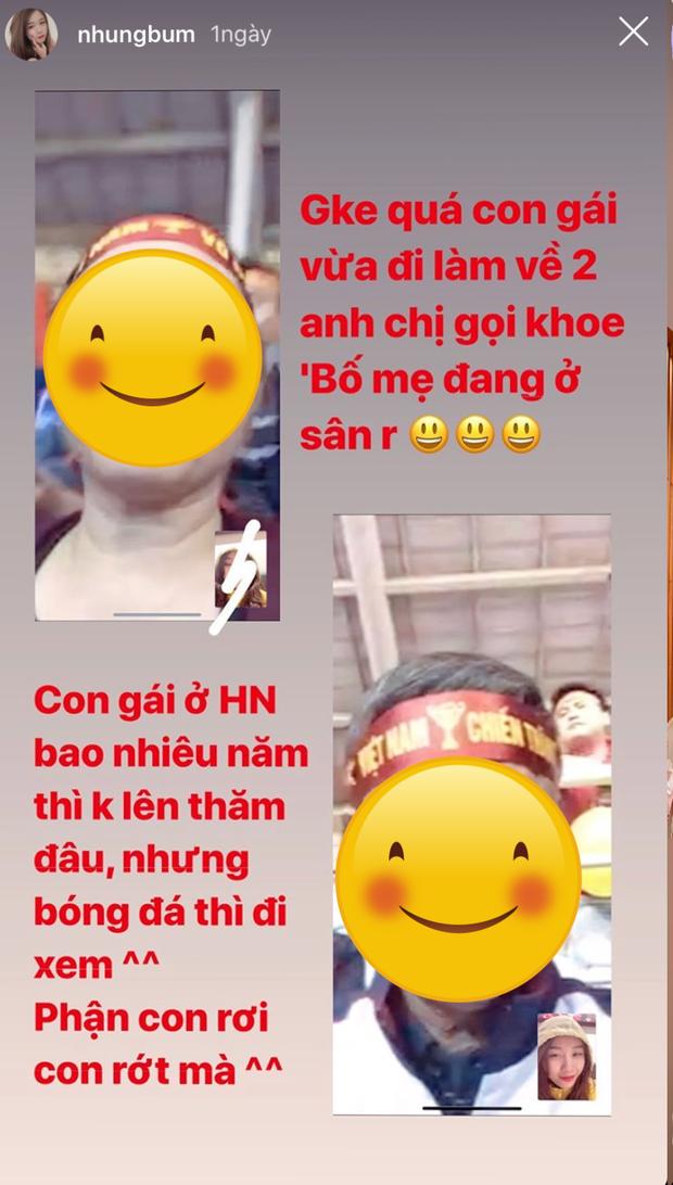 Bạn gái Văn Toàn kể chuyện là 'con rơi', ở Hà Nội bao năm bố mẹ không lên thăm nhưng lại ra tận sân xem bóng đá - ảnh 3