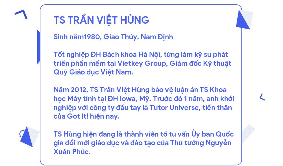 Người Việt mời được Bố già Silicon Valley đầu quân cho mình: Nếu giữ tốc độ hiện tại, 5 năm nữa công ty tôi sẽ vượt mức tỷ đô - Ảnh 28.