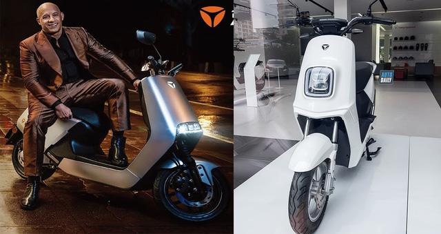 VinFast Klara chuẩn bị chạm trán đối thủ đáng gờm bậc nhất hiện nay: Top 1 thị trường xe điện toàn cầu, có Vin Diesel là đại sứ thương hiệu - Ảnh 1.
