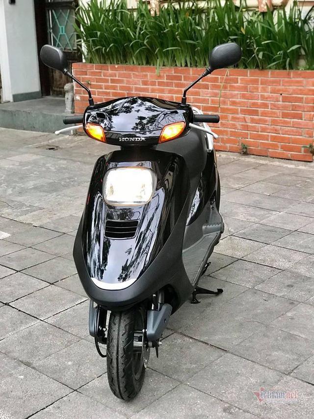 Xe tay ga Honda Spacy 11 năm tuổi giá 125 triệu ở Hà Nội - Ảnh 2.