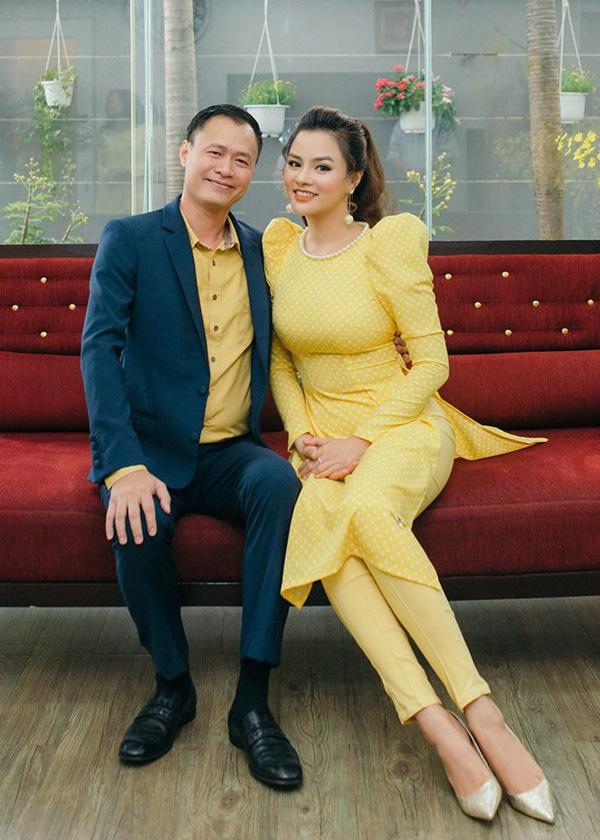 Vũ Thu Phương đáp trả trước tin đồn chồng là người trong hoàng gia Campuchia, có tài sản hàng trăm tỷ - Ảnh 2.