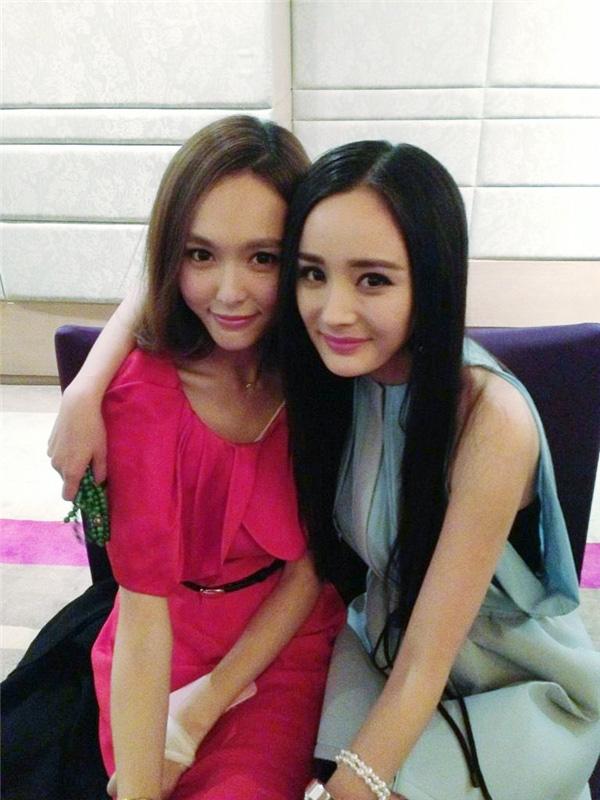 Tình bạn tương tàn ở CBiz: Lâm Tâm Như bị Lưu Đào làm bẽ mặt, Chương Tử Di xứng danh bà hoàng nghỉ chơi - Ảnh 3.