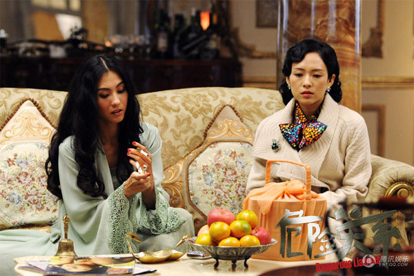 Tình bạn tương tàn ở CBiz: Lâm Tâm Như bị Lưu Đào làm bẽ mặt, Chương Tử Di xứng danh bà hoàng nghỉ chơi - Ảnh 5.