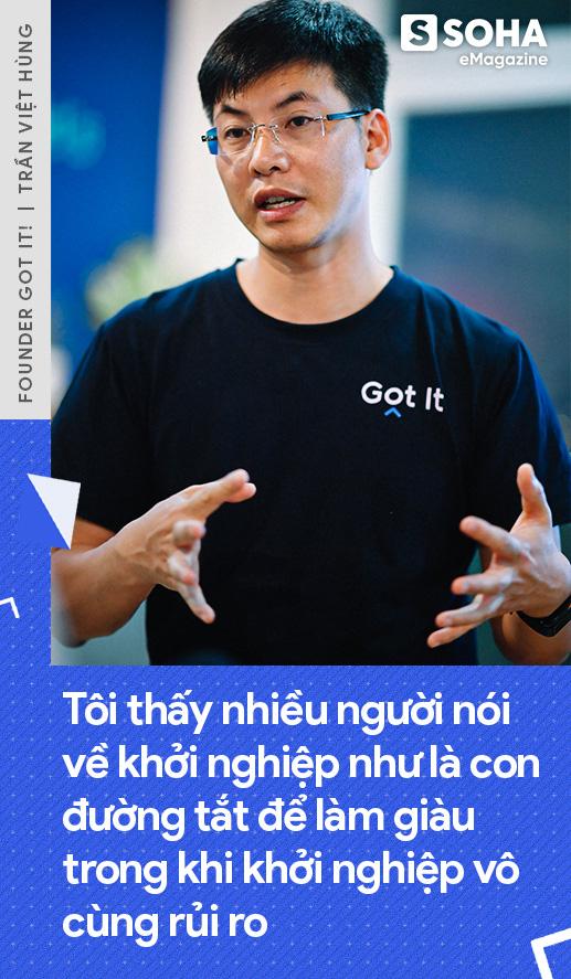 Người Việt mời được Bố già Silicon Valley đầu quân cho mình: Nếu giữ tốc độ hiện tại, 5 năm nữa công ty tôi sẽ vượt mức tỷ đô - Ảnh 2.