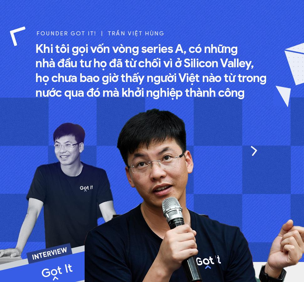 Người Việt mời được Bố già Silicon Valley đầu quân cho mình: Nếu giữ tốc độ hiện tại, 5 năm nữa công ty tôi sẽ vượt mức tỷ đô - Ảnh 6.