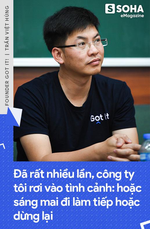 Người Việt mời được Bố già Silicon Valley đầu quân cho mình: Nếu giữ tốc độ hiện tại, 5 năm nữa công ty tôi sẽ vượt mức tỷ đô - Ảnh 11.