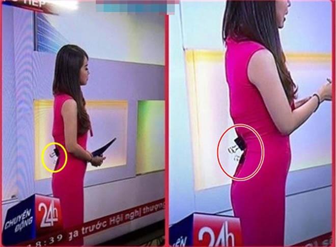 Hậu trường các MC nổi tiếng dẫn trên VTV: Đi chân trần, mặc cả nội y để ghi hình  - Ảnh 10.