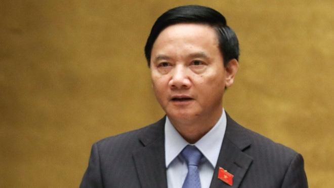 Hôm nay, Quốc hội tiến hành miễn nhiệm Bộ trưởng Y tế Nguyễn Thị Kim Tiến - Ảnh 1.