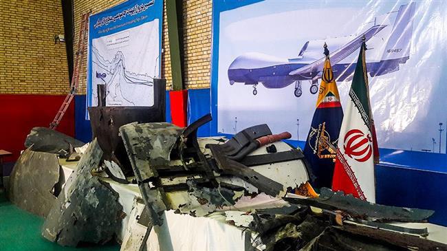 Iran diệt 22 chiếc UAV Global Hawk Mỹ: Phát bắn tỷ USD, giật sập uy danh siêu cường? - Ảnh 3.