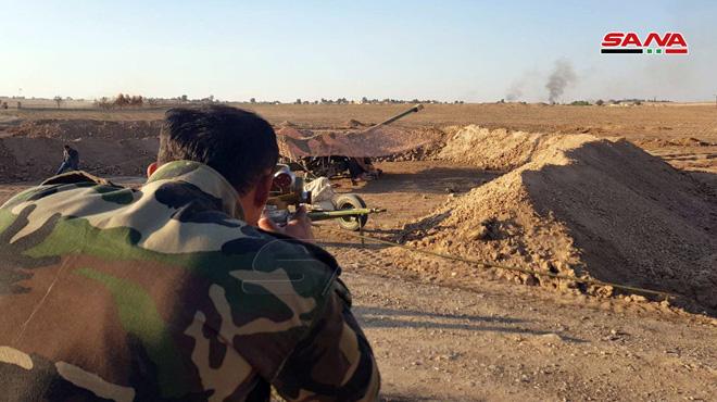 CẬP NHẬT: Toàn bộ QĐ Nga ở Syria báo động chiến đấu khẩn cấp, đặc biệt là phòng không - Có kẻ to gan vừa khiêu khích? - Ảnh 3.