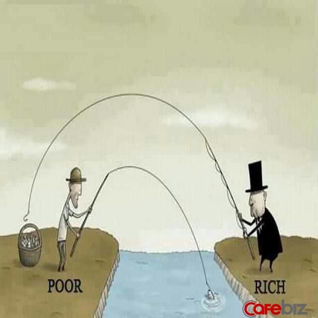 Người nghèo xem tiền là quỷ dữ, người giàu xem tiền là bạn và 2 quy luật bất biến về thu hút của cải - Ảnh 1.