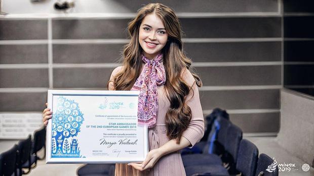 Chân dung nữ nghị sĩ trẻ nhất Belarus khiến cộng đồng mạng điêu đứng: Sở hữu vẻ đẹp tựa thiên thần, từng lọt top 5 Hoa hậu Thế giới - Ảnh 8.
