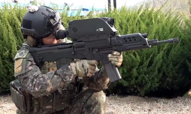 Khám phá vũ khí mệnh danh SCAR Hàn Quốc: Nguyên mẫu từng bị quân đội Mỹ bỏ quên? - Ảnh 8.