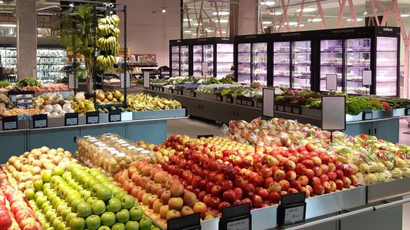 Mỹ: Công nghệ cho phép chuỗi bán rau trồng ngay tại cửa hàng - Ảnh 4.