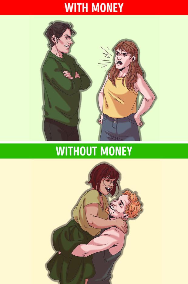 12 điều sẽ xảy ra nếu tiền biến mất khỏi thế giới: Không mua sắm, không cần đi làm và còn giúp hôn nhân thêm hạnh phúc - Ảnh 1.