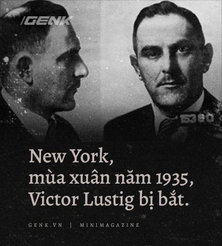 Victor Lustig, kẻ lừa đảo khét tiếng đã hai lần bán tháp Eiffel - Ảnh 12.