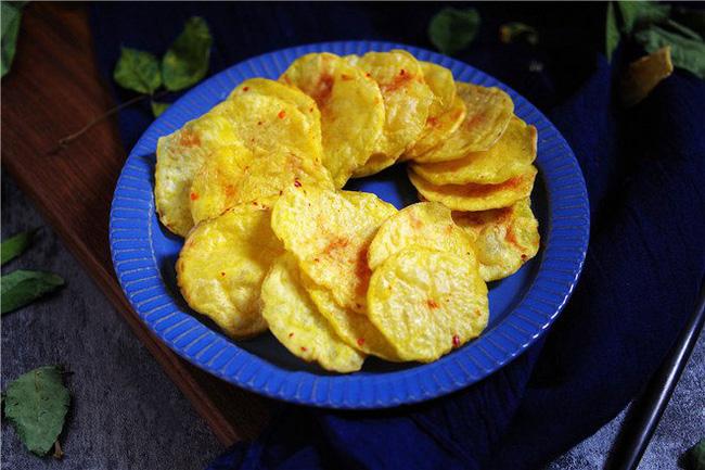Dùng lò vi sóng làm snack khoai tây chỉ trong 3 nốt nhạc! - Ảnh 5.