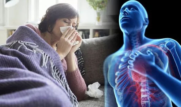 Hàng triệu người không biết triệu chứng cúm dai dẳng là dấu hiệu của căn bệnh chết người này - Ảnh 2.