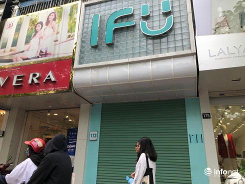 Vụ 4 tấn quần áo ngoại cắt mác: Truy tìm chủ thương hiệu thời trang IFU? - Ảnh 1.