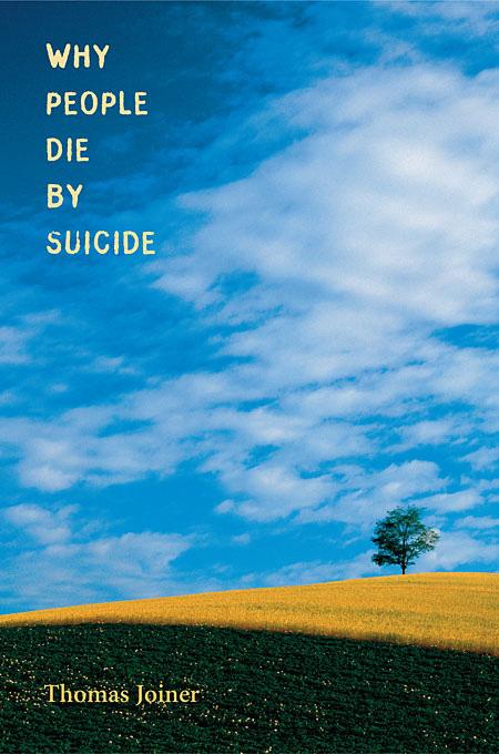 Giáo sư Mỹ chỉ ra 3 nguyên nhân khiến con người tự tử: Cảm giác trở thành gánh nặng, sự cô lập và học cách tự làm tổn thương chính mình - Ảnh 1.
