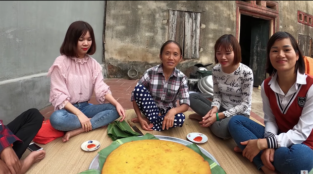 Lại thất bại trong màn làm đồ ăn siêu to khổng lồ, bà Tân nhanh chóng chữa cháy để cứu chiếc bánh khoai - Ảnh 9.