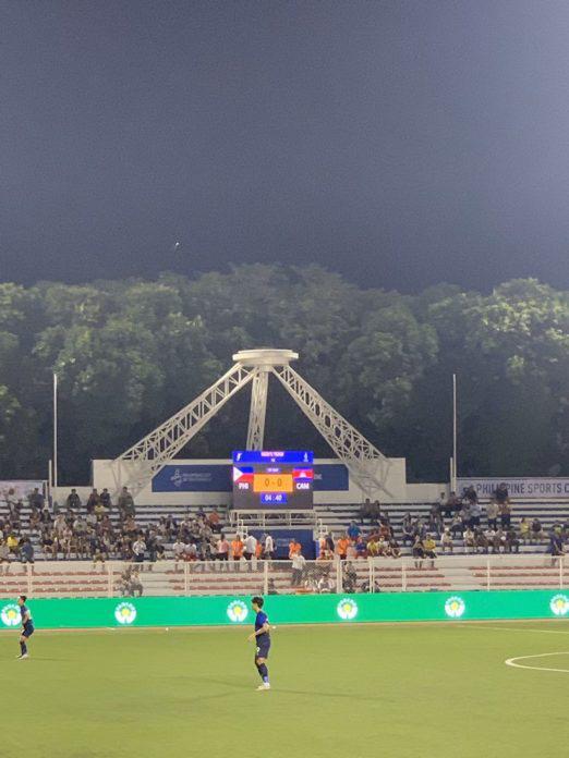 Báo Thái Lan ngỡ ngàng, buông lời mỉa mai BTC SEA Games vì một sự cố hi hữu - Ảnh 2.