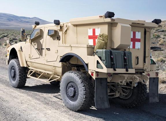 Lithuania muốn sở hữu xe chiến thuật Mỹ - Ảnh 1.