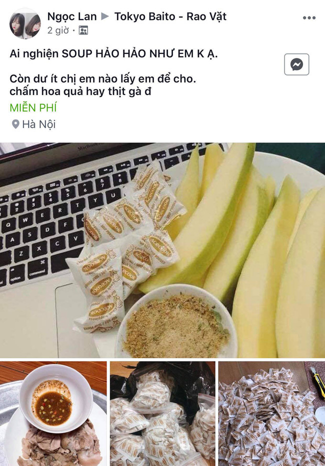 Có một loại tình yêu mang tên… gói gia vị mì: Ăn với cái gì cũng ngon, ở nước ngoài phải nhờ mua đem sang - Ảnh 5.