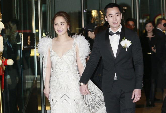 Mỹ nhân Hong Kong bị tung ảnh nóng: Kết hôn vẫn khốn đốn vì chồng mang tiếng lăng nhăng - Ảnh 7.