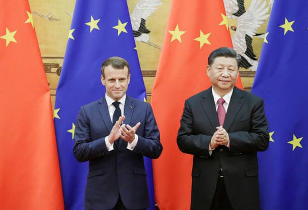 Nhận hàng tỉ Euro tiền đầu tư của Trung Quốc, châu Âu bắt đầu nghi ngại về sự hào phóng của Bắc Kinh - Ảnh 1.