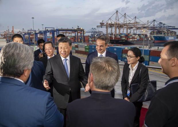 Nhận hàng tỉ Euro tiền đầu tư của Trung Quốc, châu Âu bắt đầu nghi ngại về sự hào phóng của Bắc Kinh - Ảnh 3.