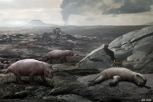 8 sự kiện đại tuyệt chủng đã suýt xóa sổ sự sống ra khỏi Trái Đất: Liệu tiếp theo có phải con người? - Ảnh 1.