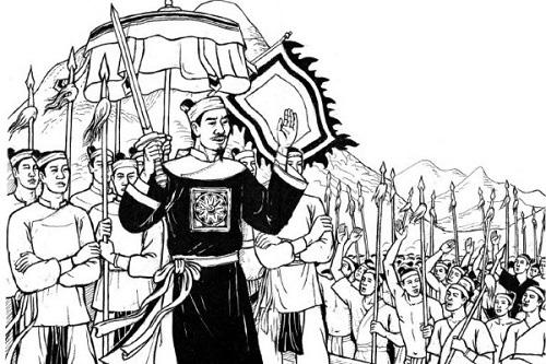 Chuyện ít biết về ba anh em họ Đinh đã giúp Lê Lợi từ khi khởi nghĩa tới ca khúc khải hoàn - Ảnh 1.