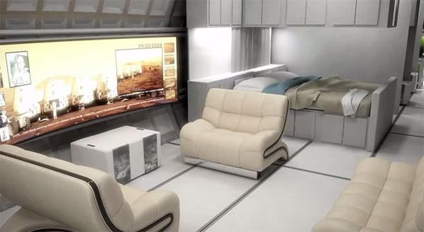 1001 thắc mắc: Muốn chuyển nhà lên sao hỏa, bạn phải trả bao tiền? - Ảnh 1.