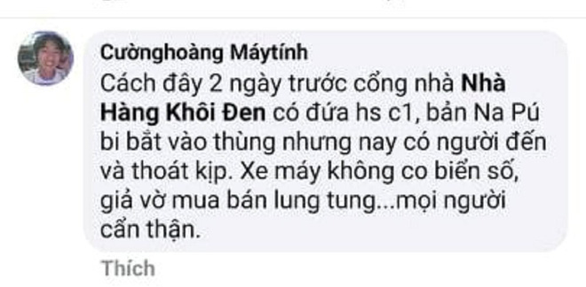 Không có vụ bắt cóc cháu bé bỏ vào thùng ở Nghệ An như tin đồn - Ảnh 1.