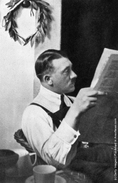 Ảnh hiếm về Adolf Hitler trước khi trở thành trùm phát xít khét tiếng - Ảnh 12.