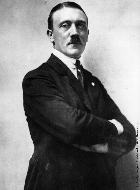 Ảnh hiếm về Adolf Hitler trước khi trở thành trùm phát xít khét tiếng - Ảnh 6.