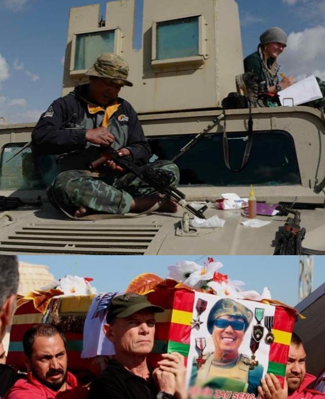 Bí mật nhóm ngoại binh tử chiến với lính Thổ Nhĩ Kỳ ở Syria: Thập tự quân kiểu mới? - Ảnh 4.