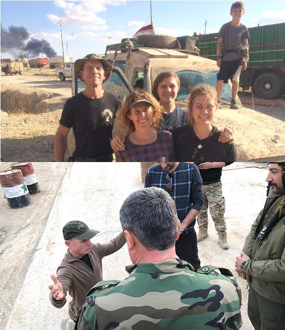 Bí mật nhóm ngoại binh tử chiến với lính Thổ Nhĩ Kỳ ở Syria: Thập tự quân kiểu mới? - Ảnh 2.