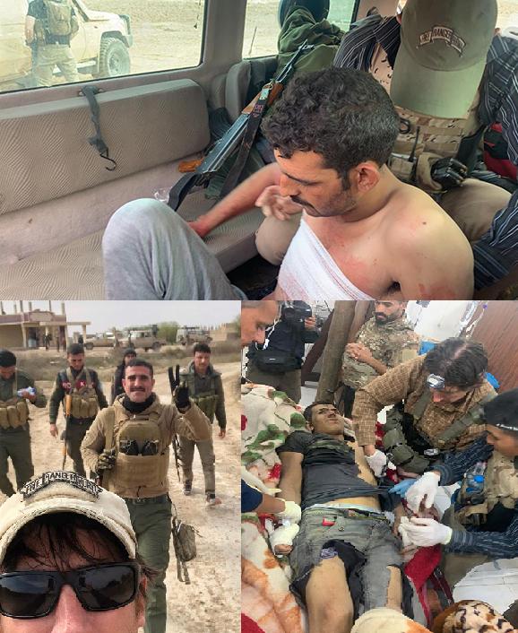 Bí mật nhóm ngoại binh tử chiến với lính Thổ Nhĩ Kỳ ở Syria: Thập tự quân kiểu mới? - Ảnh 6.