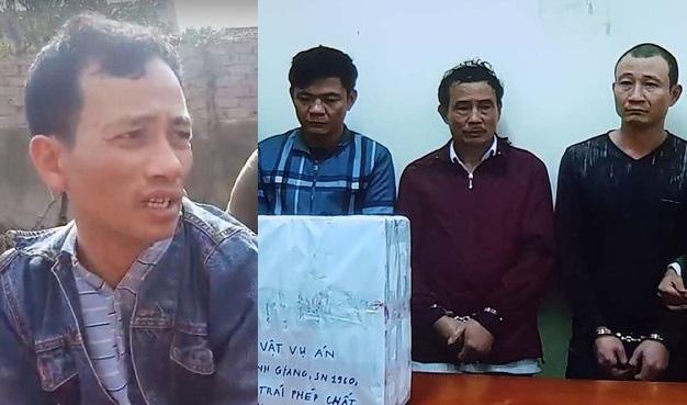 Triệt phá đường dây buôn bán ma túy lớn từ Lào về Việt Nam - Ảnh 1.