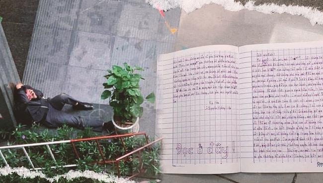 """Giật mình với hình ảnh """"ngôi nhà cũ"""" trong bức thư để lại của bé gái nhảy lầu vì bố mẹ ly hôn  - Ảnh 1."""