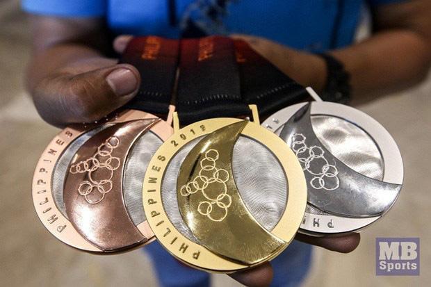 Philippines sử dụng kim loại quý hiếm bậc nhất thế giới, đắt gấp 6 lần Vàng để làm huy chương SEA Games 30 - Ảnh 1.