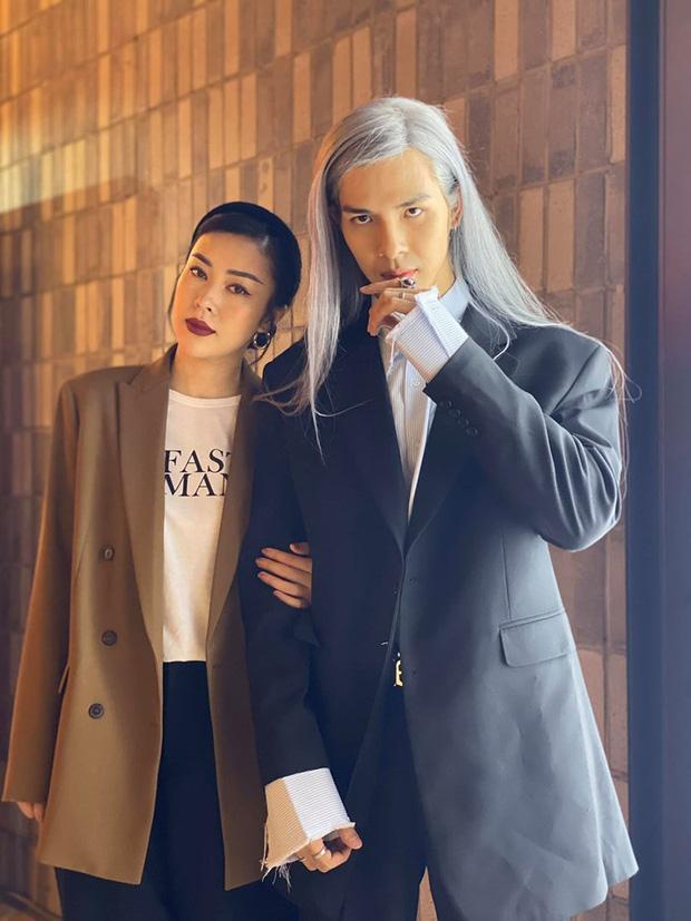 Không ngờ chị gái Denis Đặng cũng xuất hiện trong Tự Tâm, xem loạt ảnh Instagram mới thấy nhan sắc chẳng kém em trai - Ảnh 4.
