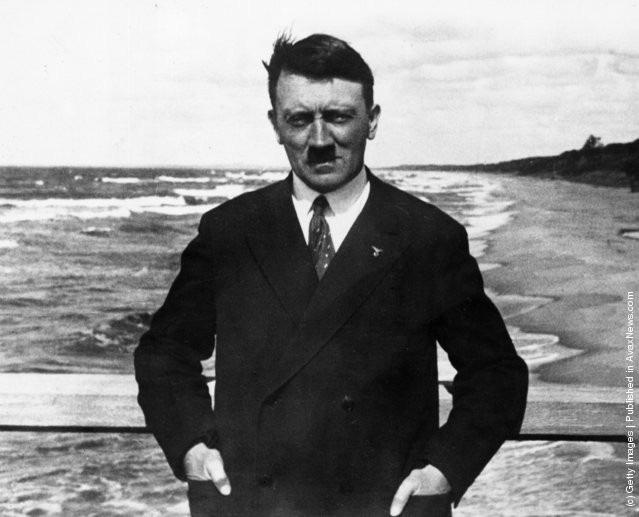 Ảnh hiếm về Adolf Hitler trước khi trở thành trùm phát xít khét tiếng - Ảnh 7.