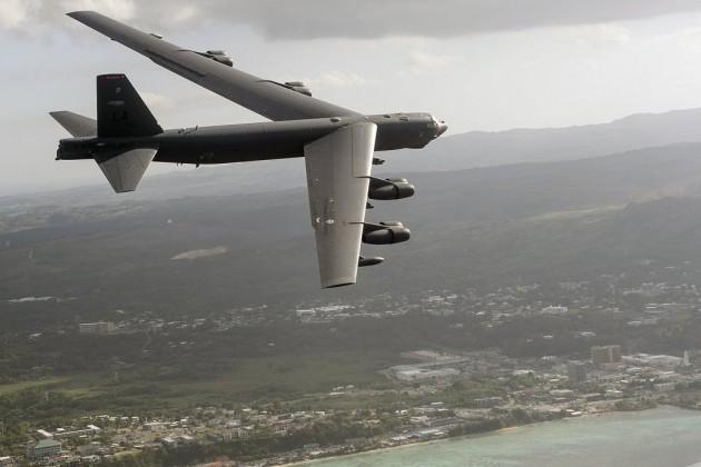 B-52 Mỹ áp sát Căn cứ KQ Khmeimim của Nga ở Syria, S-400 trố mắt nhìn - Bất ngờ chưa từng có - Ảnh 16.